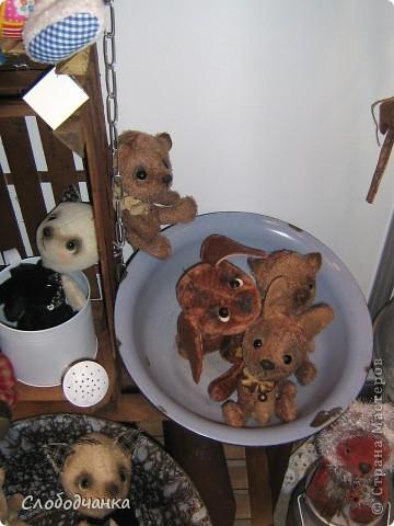 """Проект """"Жестяная лавка"""" на выставке """"Искусство куклы"""" в Манеже. фото 18"""