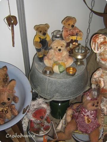 """Проект """"Жестяная лавка"""" на выставке """"Искусство куклы"""" в Манеже. фото 16"""