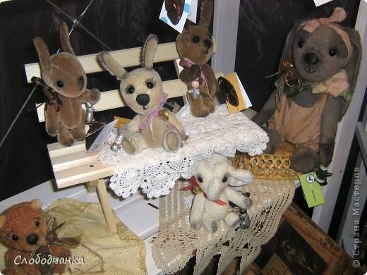 """Проект """"Жестяная лавка"""" на выставке """"Искусство куклы"""" в Манеже. фото 20"""