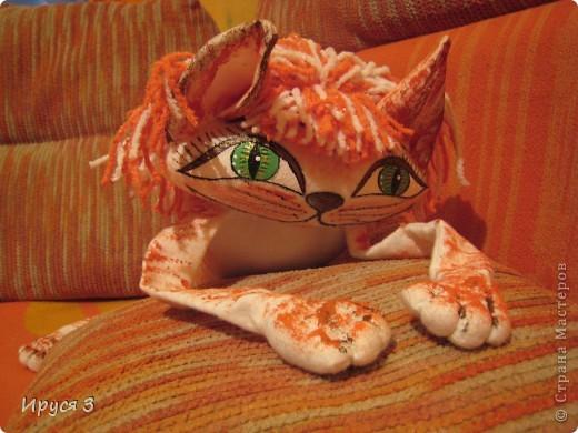 Кошечка Зеленоглазка фото 3