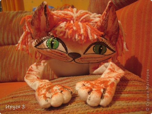 Кошечка Зеленоглазка фото 10
