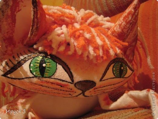 Кошечка Зеленоглазка фото 6