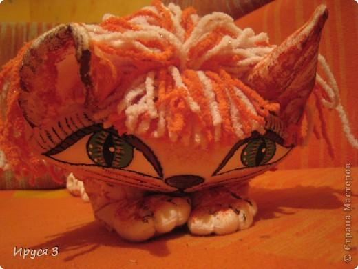 Кошечка Зеленоглазка фото 4