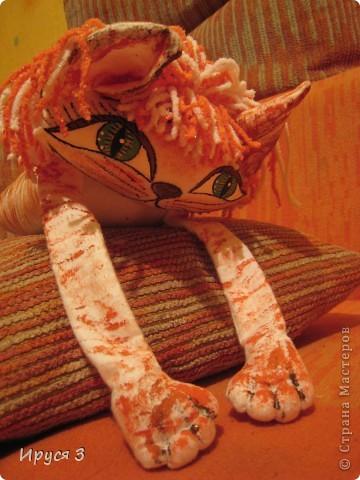 Кошечка Зеленоглазка фото 5