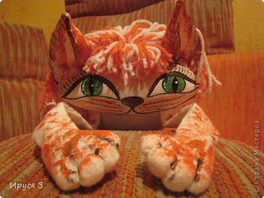 Кошечка Зеленоглазка фото 1