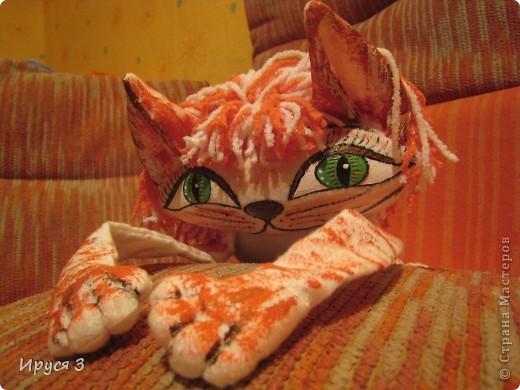 Кошечка Зеленоглазка фото 7
