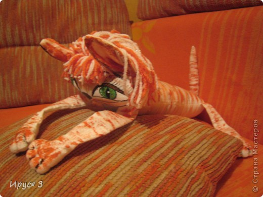 Кошечка Зеленоглазка фото 8