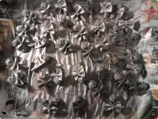 Aнгелочки из макарон фото 3