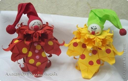 Клоуны родились в два дня. фото 1