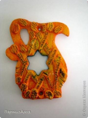 22 декабря в Хайфе, в Гранд Каньоне, состоится ярмарка работ художниц и мастериц Израиля (да не сочтут это за рекламу!). Я тоже участвую со своими рыбами, представляете?! Волнуюсь дико, и леплю-леплю-леплю:) фото 9