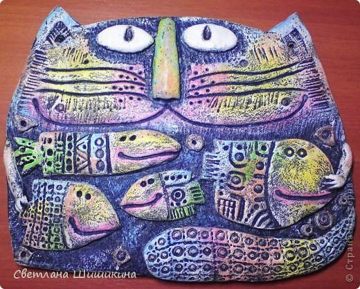"""И снова подарок на Новый год... И опять же повторяшка с """"Цветной рыбы""""..."""