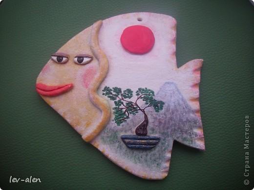Рыбка Япония фото 1