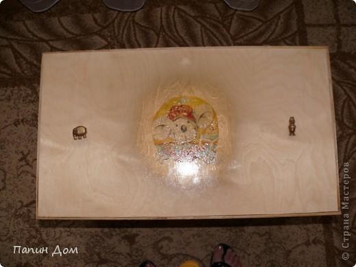 Ящик для игрушек младшего сына. фото 2