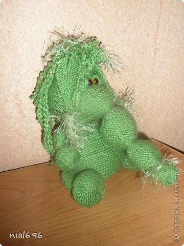 Тоска зелёная...по мотивам игрушки А.Александровой. фото 1