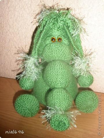 Тоска зелёная...по мотивам игрушки А.Александровой. фото 2