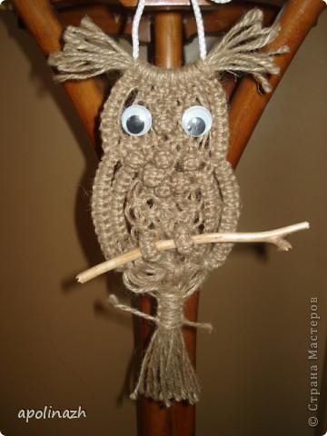 Совушка-сова- детям мудрость принесла! фото 1