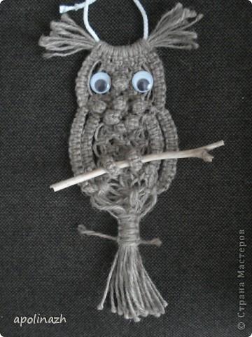 Совушка-сова- детям мудрость принесла! фото 2