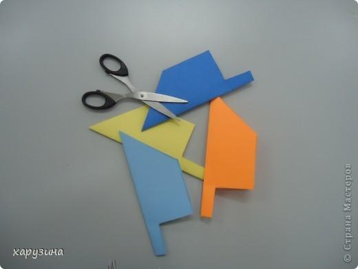 Хочу поделиться с вами секретами изготовления такого бумажного волчка. фото 6