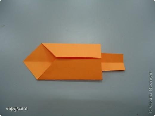 Хочу поделиться с вами секретами изготовления такого бумажного волчка. фото 9