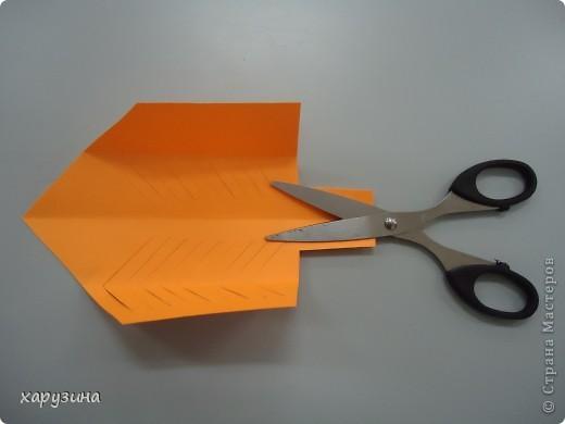 Хочу поделиться с вами секретами изготовления такого бумажного волчка. фото 12