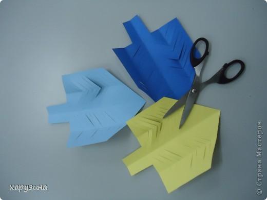 Хочу поделиться с вами секретами изготовления такого бумажного волчка. фото 16