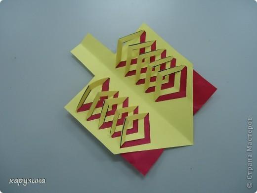 Хочу поделиться с вами секретами изготовления такого бумажного волчка. фото 20