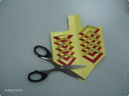 Хочу поделиться с вами секретами изготовления такого бумажного волчка. фото 21