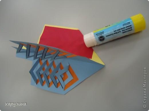 Хочу поделиться с вами секретами изготовления такого бумажного волчка. фото 23
