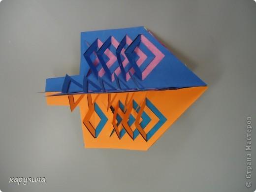 Хочу поделиться с вами секретами изготовления такого бумажного волчка. фото 25