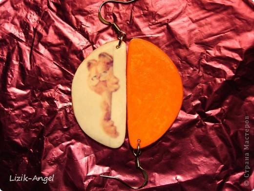 В подарок к НГ наделала одногруппникам сережек с их любимыми персонажами. :) Снуппи фото 2