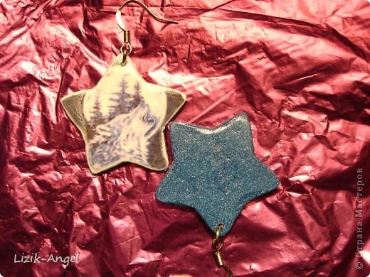 В подарок к НГ наделала одногруппникам сережек с их любимыми персонажами. :) Снуппи фото 4