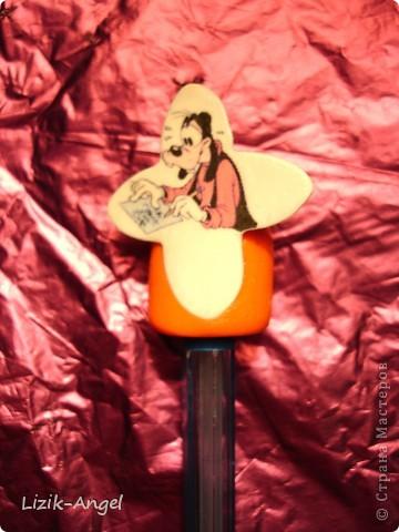 В подарок к НГ наделала одногруппникам сережек с их любимыми персонажами. :) Снуппи фото 9