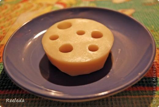 сырное мыло фото 2