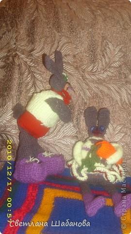 Мои зайчики) фото 2