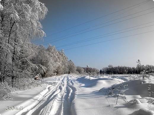 Морозно... фото 3