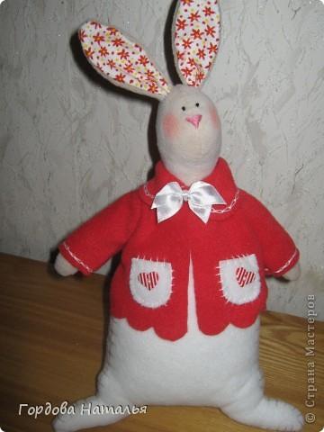 Эти братцы-кролики поехали в Москву и будут кому-то подарками. Надеюсь их будут любить и беречь. фото 3