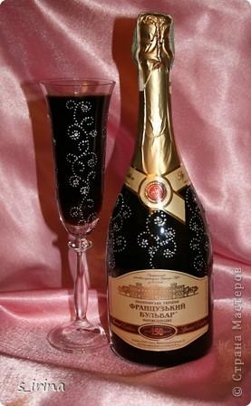 Хрустально-золотой новогодний подарок.   фото 10