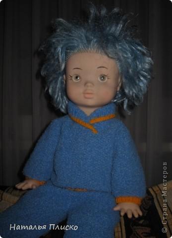 """В детском саду мне дали очередное """"домашнее"""" задание - пошить куклам наряды  с национальной тематикой. Вот что у меня получилось... фото 8"""