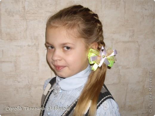 Вдохновитель работы- Zima. Проба первая, ошибок много, но дочке все равно понравились резиночки фото 3