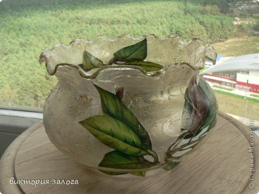Вазы и вазочки фото 4