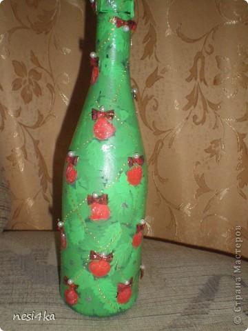 моя елочка- бутылочка фото 2