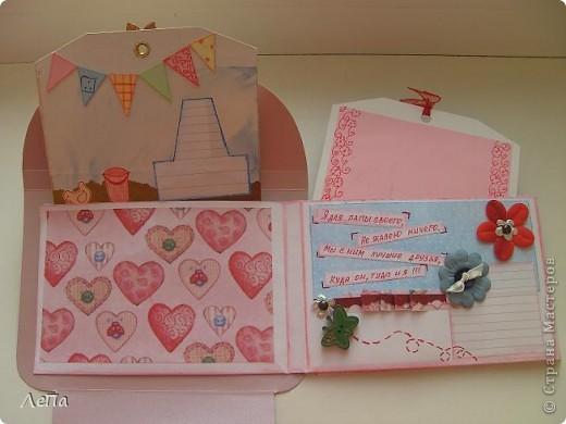 Вот такой альбом родился. Это собственно говоря коробочка,сам альбомчик представлю далее.)))  фото 9