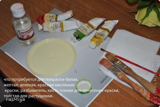 Мастер-класс Лепка МК по лепке розы Часть5-покраска Фарфор холодный фото 1