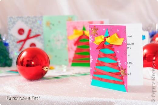 Новогодние и Рождественские открытки фото 3