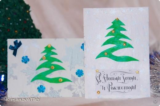 Новогодние и Рождественские открытки фото 4