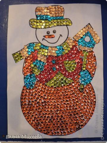 """Прочитали с детьми книгу """"Школа снеговиков"""". Вызвало прочтение книги море положительных, добрых, радостных эмоций не только у детей. Решили """"оживить"""" наших СНЕГОВИЧКОВ и СНЕГОВИЧЕК (это девочки-снеговички). фото 8"""