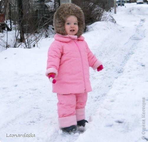 Вторая зима или розовый космонавт :-)))