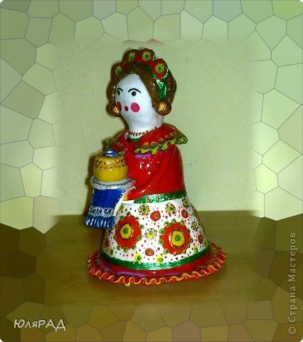 И вот моя красавица для мамочки готова))) фото 4