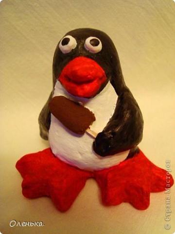 Соленый пингвиненок))). фото 1
