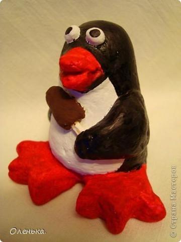 Соленый пингвиненок))). фото 2